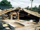 こざさ建設・西部地震